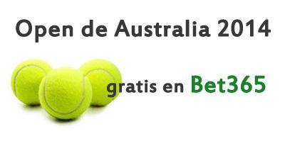 Ver Online Como ver partidos en vivo/live del Open de Australia 2014 totalmente gratis en Bet365 ()